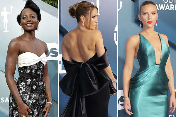 PHOTOS: See the best looks from the SAG Awards red carpet on Jan. 19.
