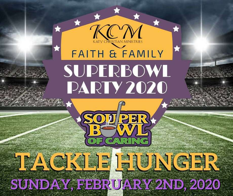 Katy Christian Ministries will be hosting a Super Bowl party for Souper Bowl of Caring. Photo: Courtesy Image