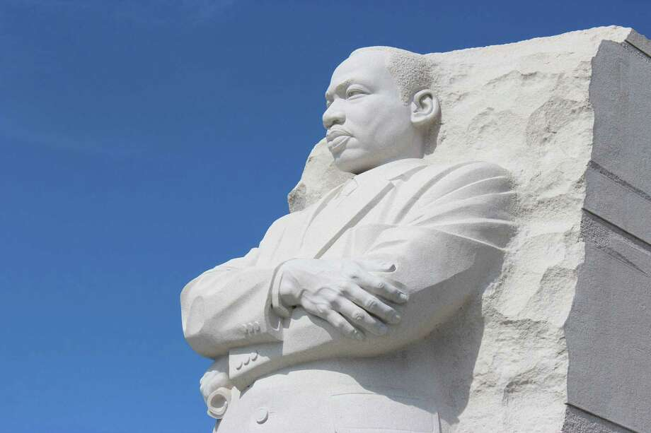 The Martin Luther King, Jr. memorial on the National Mall in Washington, D.C. Photo: Ellen Creager / TNS / Detroit Free Press