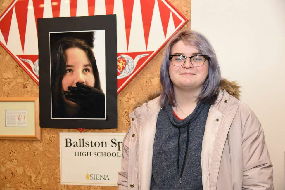 Were you Seen at the annual Students Together Opposing Prejudice (STOP) conference at Siena College in Loudonville, NY on Friday, January 17, 2020?