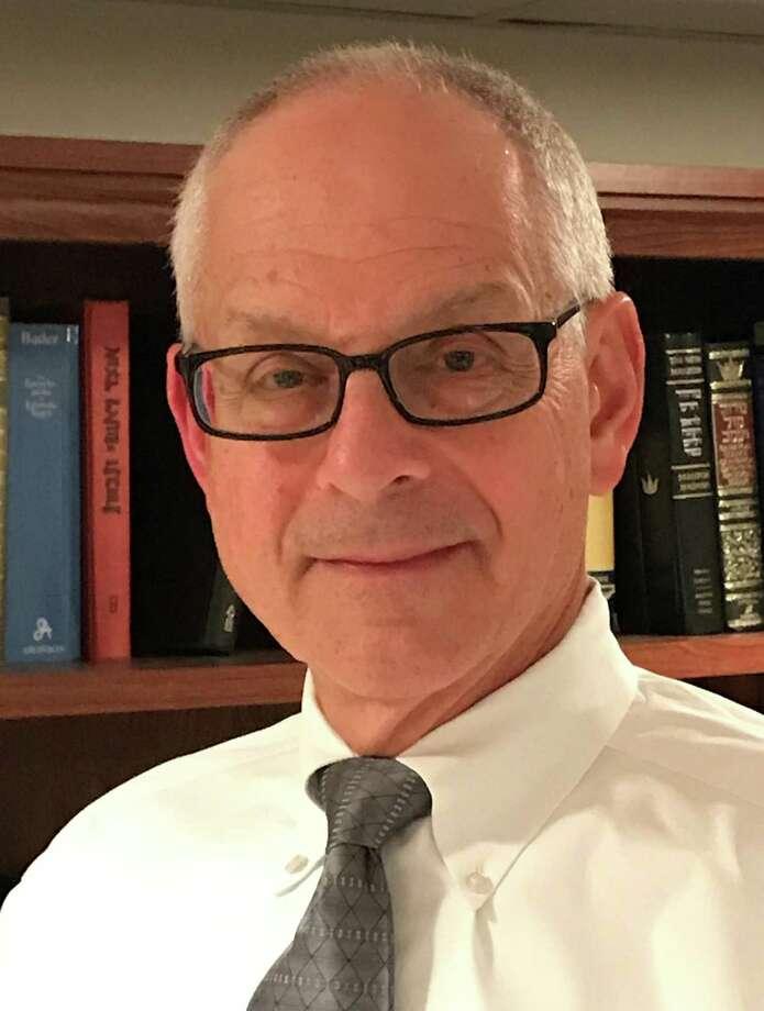 Rabbi Richard Eisenberg Photo: Contributed Photo