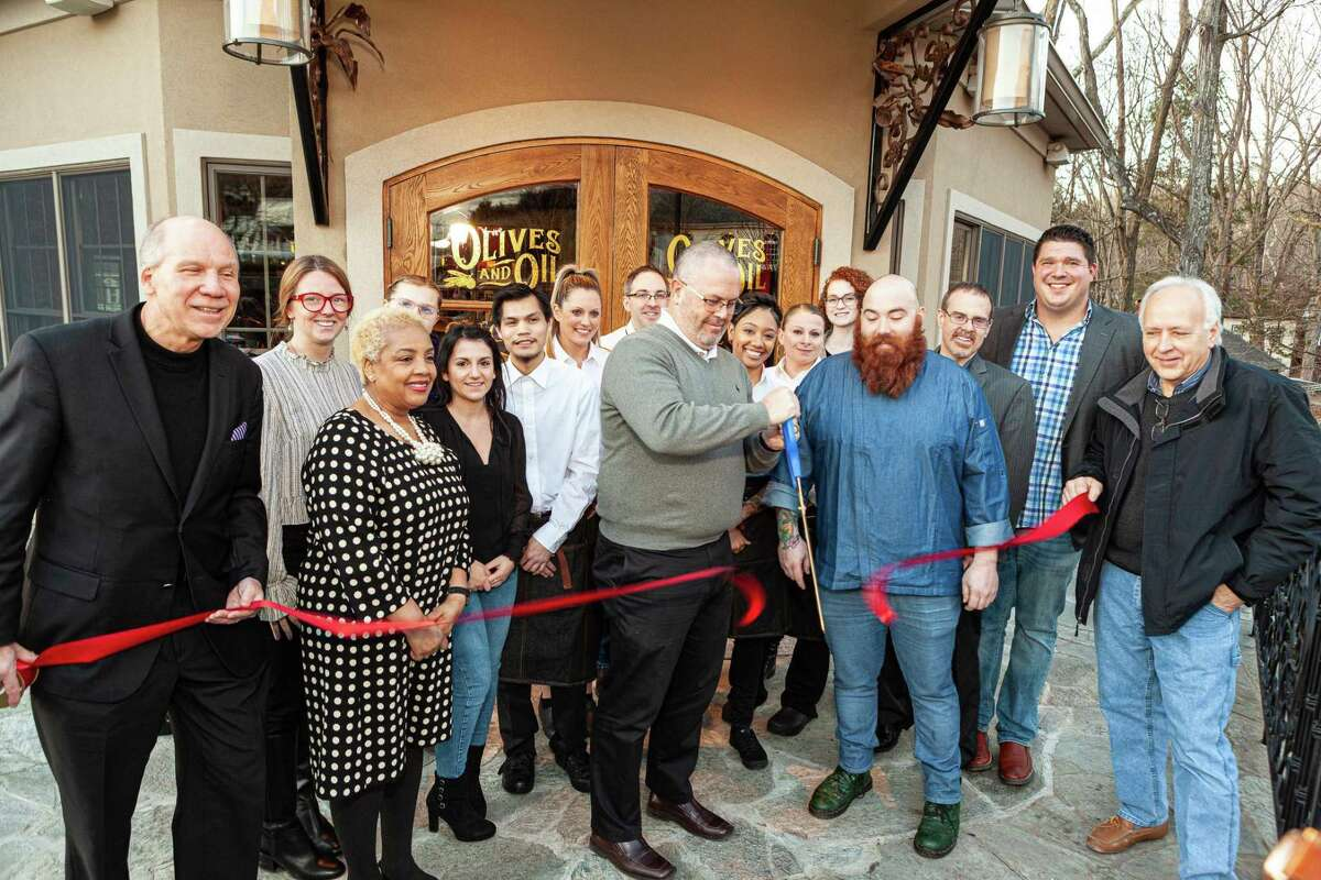 """The latest addition to the Valley's culinary scene - Olives & Oil - has opened its """"electric Italian cuisine"""" restaurant on Roosevelt Drive."""