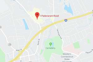 A pedestrian was seriously injured after being hit and pinned under a vehicle near 1 Padanaram Road in Danbury on Friday, Jan. 17, 2020.