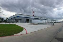 Pipeline Packaging opened a facility at 3375 Pollok Drive in Conroe Park North.