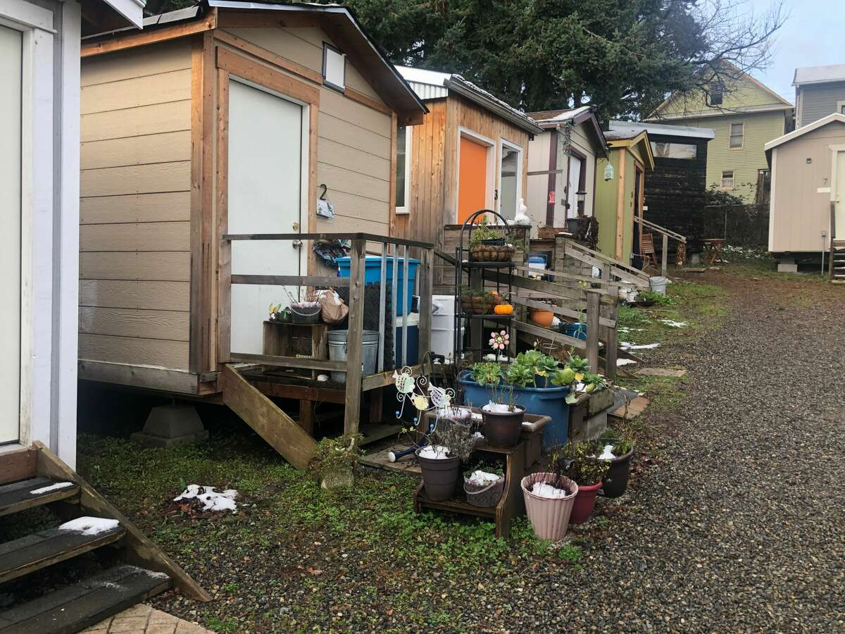 The tiny house village at 22nd and Union needs to find a new location after the church sponsoring it said it was ending its agreement. Since the notice, the whole neighborhood has rallied behind the village.