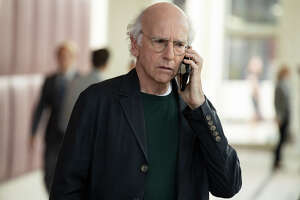 "Larry David in the first episode of the tenth season of ""Curb Your Enthusiam"" on HBO."