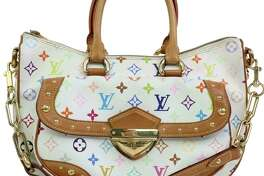 Louis Vuitton's multicolor Rita handbag