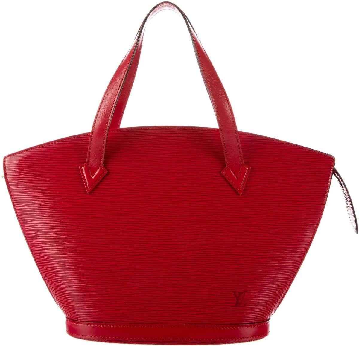Louis Vuitton's Saint Jacques bag