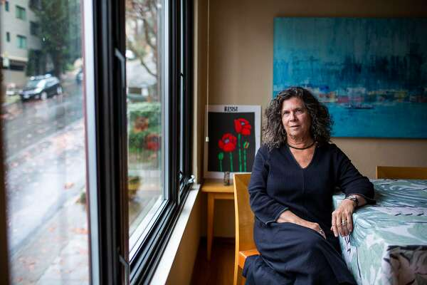 Ellen Friedman, who runs the Compton Foundation, which decided in 2018 to spend all its assets within seven years, at her home in San Francisco, Jan. 16, 2020. Family foundations have a reputation for providing a steady drip of funding to established institutions, but time-limited foundations, also known as spend-down or limited-life foundations, are on the rise. (Bryan Meltz/The New York Times)