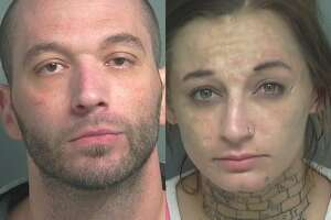 Christopher Wayne Galloway, 37, of Magnolia, is being charged with unauthorized use of a vehicle, a state jail felony, and evading arrest, a Class A Misdemeanor. Danitzca Marie Dunkle, 30, of Bellville, is being charged with bond forfeiture, a misdemeanor.
