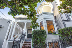 A classic Queen Anne in San Francisco's Eureka Valley at 251-253 Collingwood blends old-world details with modern conveniences.