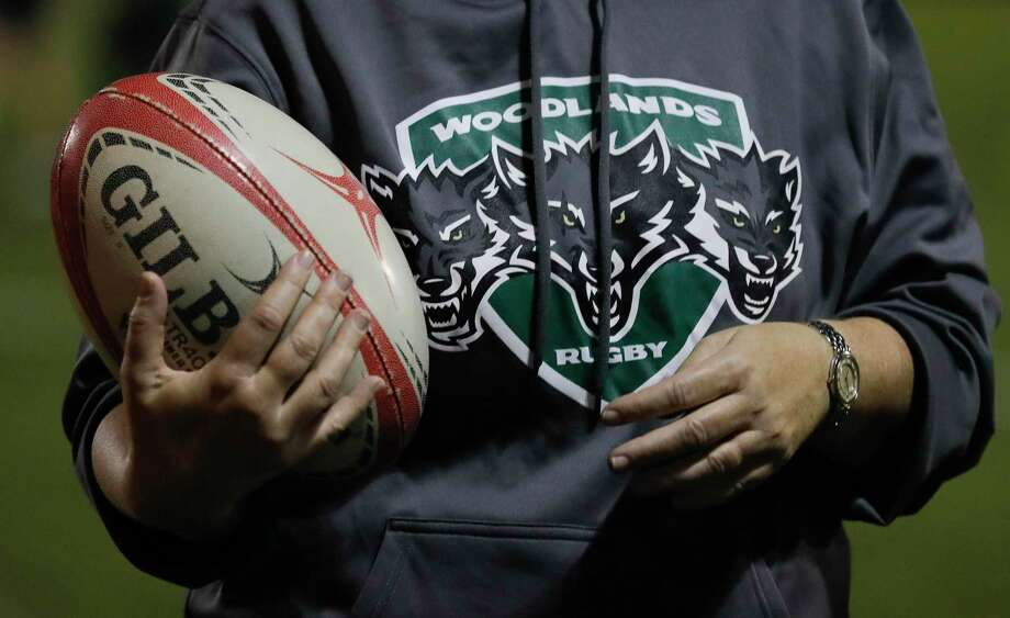 The varsity program of The Woodlands Youth Rugby recently changed name to The Wolfpack, and is comprised of players from Montgomery County and Klein area. Photo: Jason Fochtman, Houston Chronicle / Staff Photographer / © 2020 Houston Chronicle