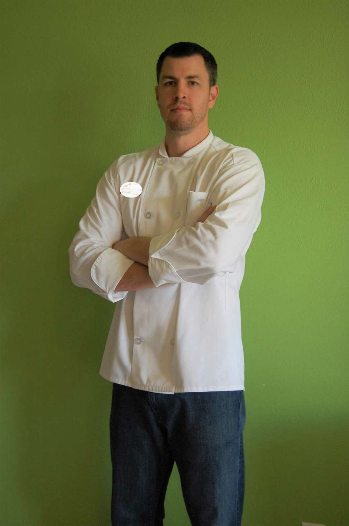 Chef Conor Moran of Katy