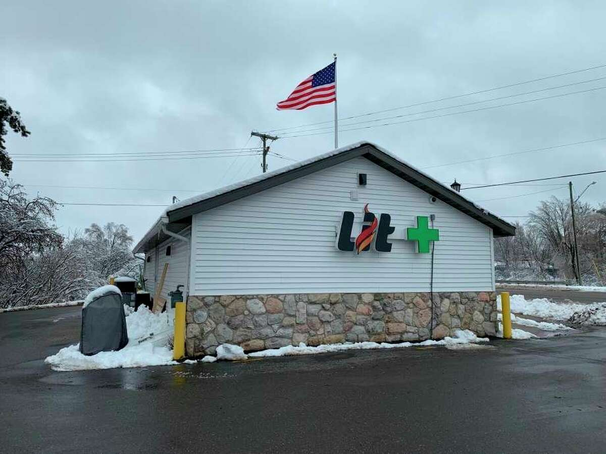 Despite some initial outcries of concern from the public, area police said all has been relatively calm since the opening of Lit Provisioning Centers in Evart. The business, which is owned by Lume Cannabis Company, opened for recreational use Dec. 6. (Herald Review file photo)
