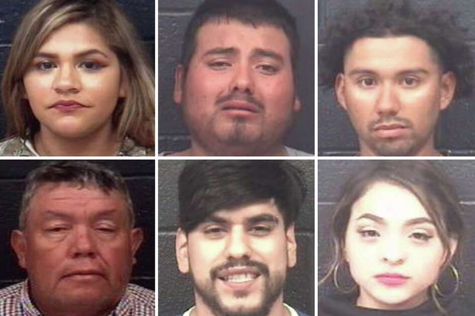 Click through the gallery to see the DWI arrests in Laredo during December 2019.