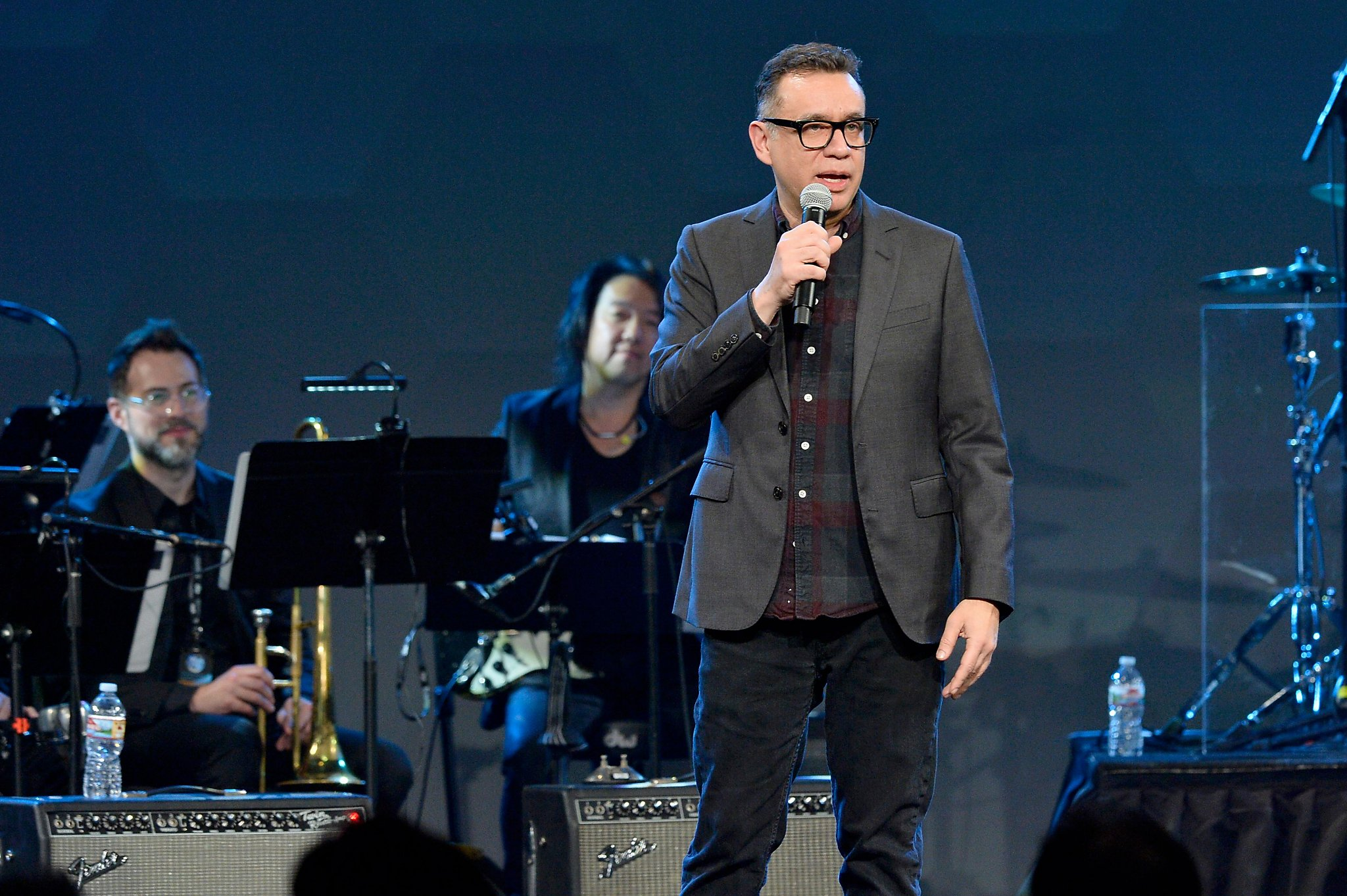 The nexus of music and comedy with Fred Armisen
