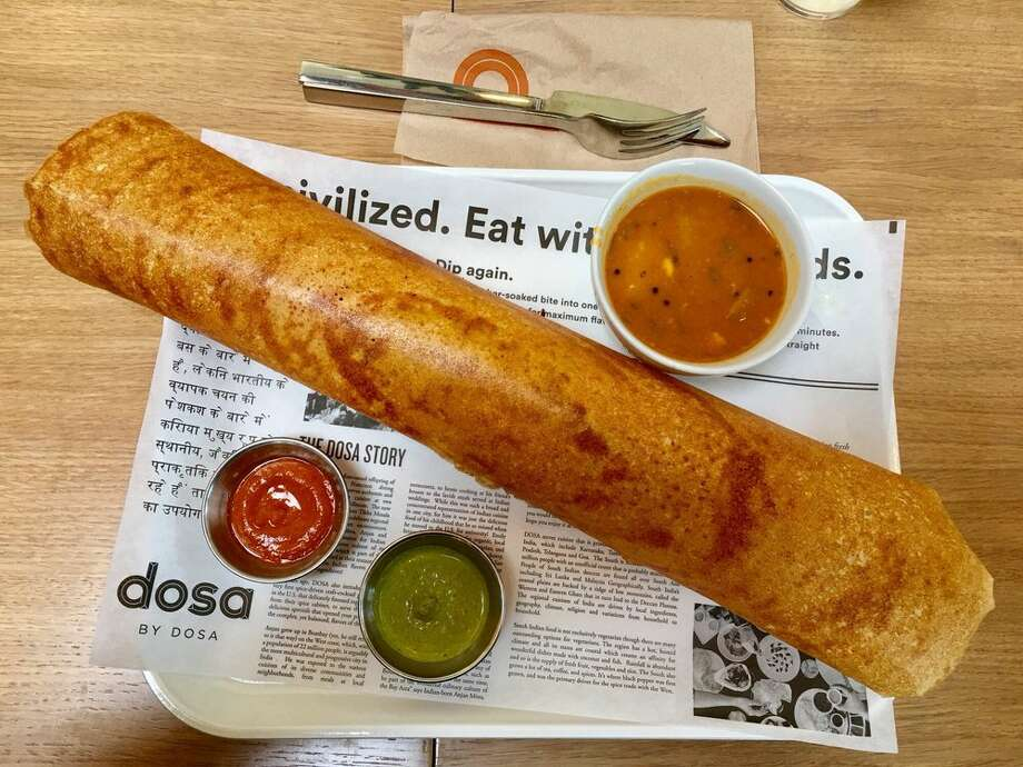 "Dosa by Dosa is one of the restaurants available for delivery from a new ""ghost kitchen"" in Noe Valley. Photo: Chi W. Via Yelp"