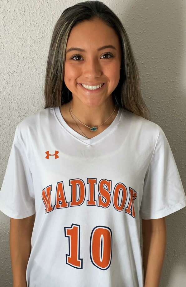Madison soccer player Jillian Martinez Photo: Courtesy Photo