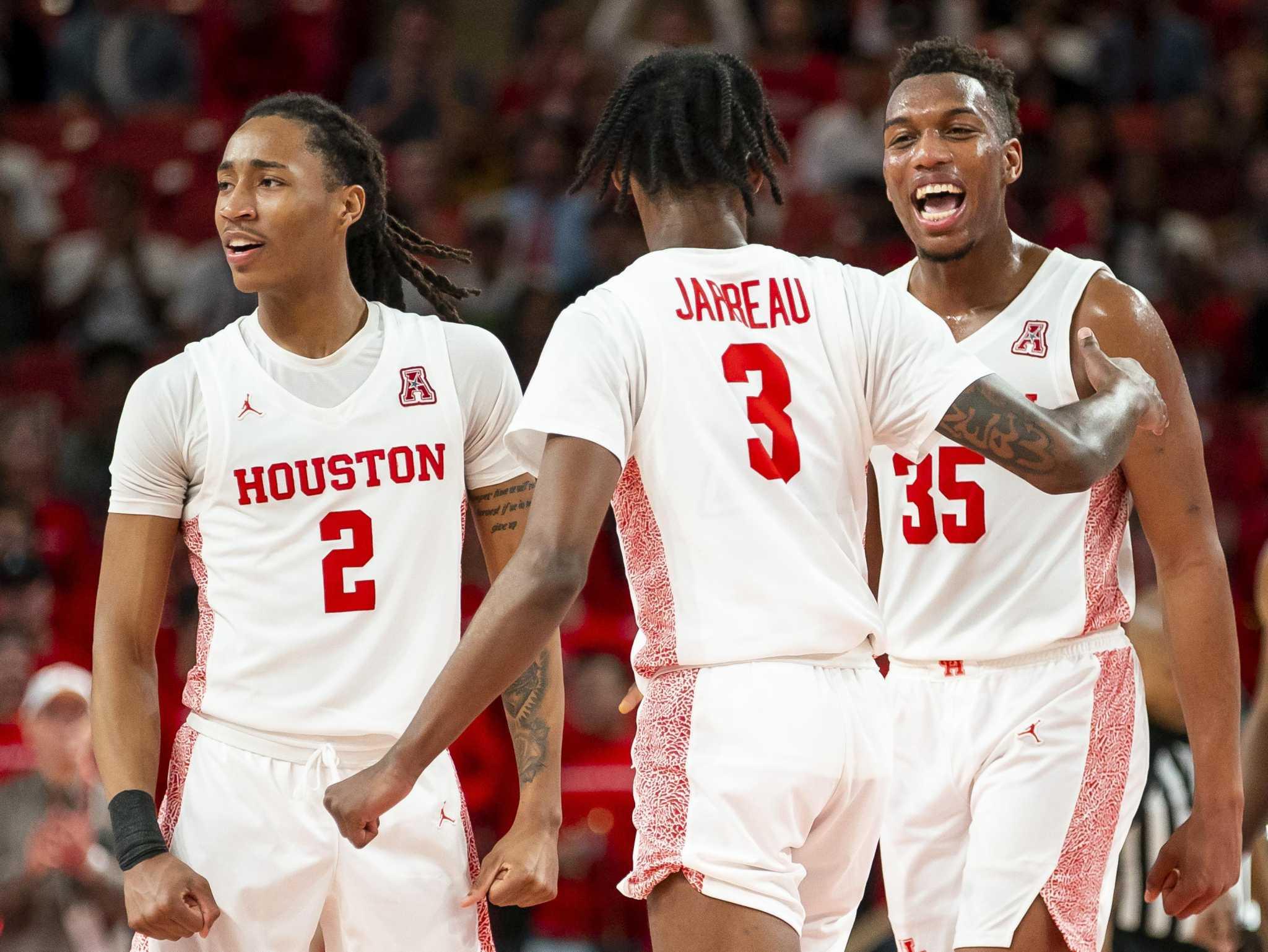 Men's basketball preview: No. 25 Houston vs. USF