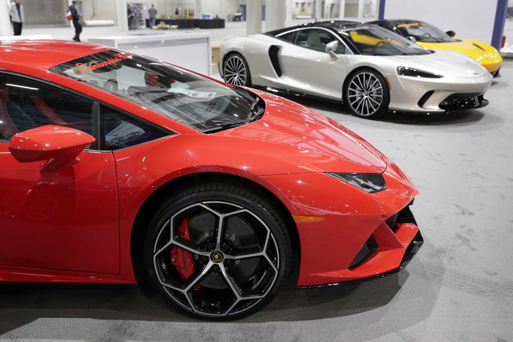 Lamborghini Porsche Seized From Houston Area Men Participating In Alleged Covid 19 Relief Scheme Laredo Morning Times