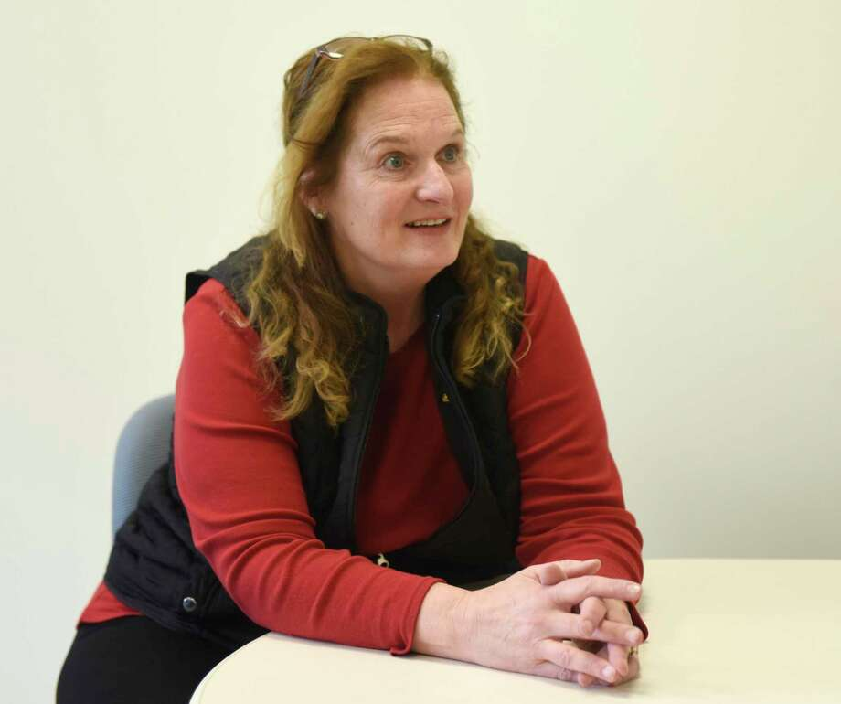 Tax Collector Heather Smeriglio says her department is sending out tax bills next week. Residents will be able to use a 90 day extension. Photo: File / Tyler Sizemore / Hearst Connecticut Media / Greenwich Time