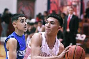 Kevin Garcia and Martin are a perfect 5-0 in District 29-5A play.