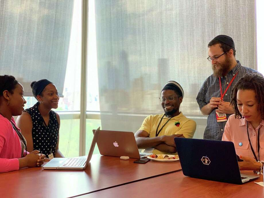Flatiron School is offering scholarships to people historically underrepresented in technology, including women, minorities, veterans and those with disabilities. Photo: Flatiron School's Facebook Page