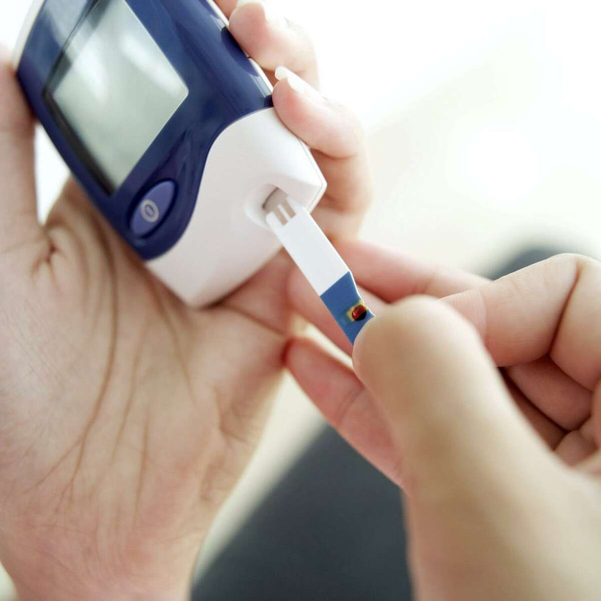 The number of adults developing Type 2 diabetes is decreasing, which may, in part, be attributed to early intervention and lifestyle changes to lower blood sugar, according to Laura Falt.