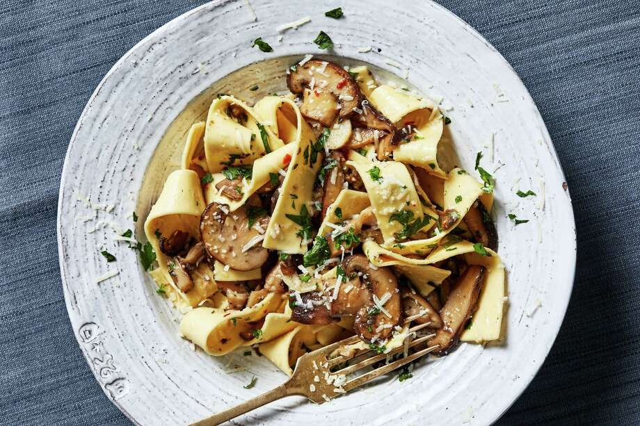 No flash, all substance: Pasta with mushrooms is a weeknight classic
