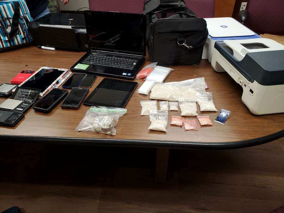 Police raided a Nederland home and found nearly $20,000 worth of meth Sunday evening. Photo: Jefferson County Sheriff's Office