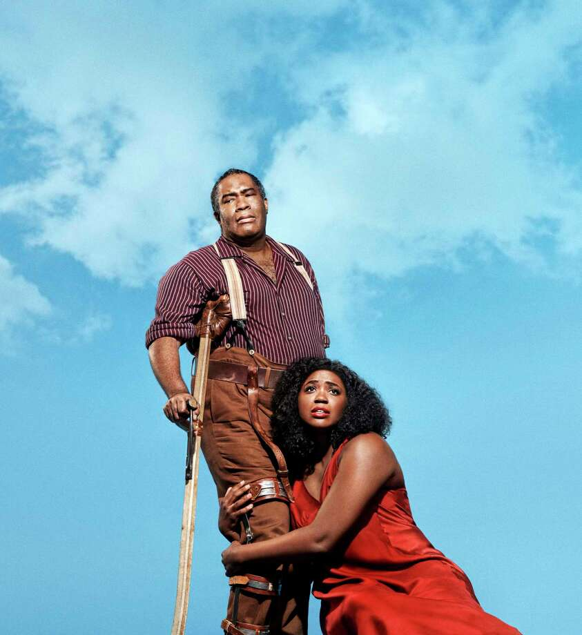 Porgy and Bess will be screened on Feb. 1 at 12:55 p.m. at the Ridgefield Playhouse, 80 East Ridge Road, Ridgefield. Tickets are $15-$25. For more information, visit ridgefieldplayhouse.org. Photo: Contributed Photo
