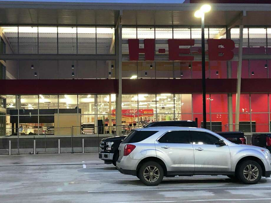 The new two-story, 95,000-square-foot H-E-B Meyerland is set to open in Meyerland Plaza on Wednesday, Jan. 29.>>>See more for things you didn't know about H-E-B... Photo: Tracy Manes / Staff Photo