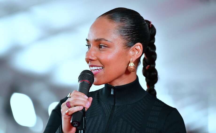Alicia Keys Photo: FREDERIC J. BROWN, AFP/Getty Images / AFP or licensors