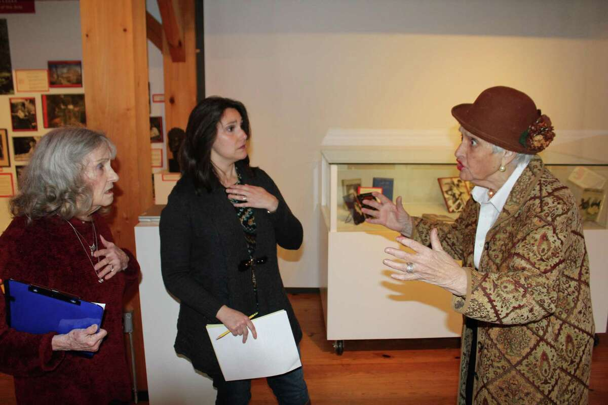 Three Women Who Made Weston Weston will be staged on Jan. 31 at 7 p.m. at the Weston Historical Society, 104 Weston Road, Weston. The show is free, but register at info@westonhistoricalsociety.org. For more information, visit westonhistoricalsociety.org.