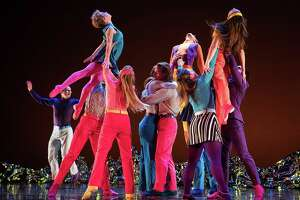 """Society for the Performing Arts brings Mark Morris Dance Group's """"Pepperland"""" to the Wortham Theater Center Jan. 30-31, 2020."""
