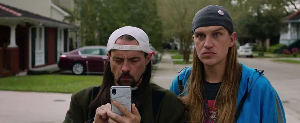 """Jason Mewes and Kevin Smith are back in """"Jay and Silent Bob Reboot."""""""