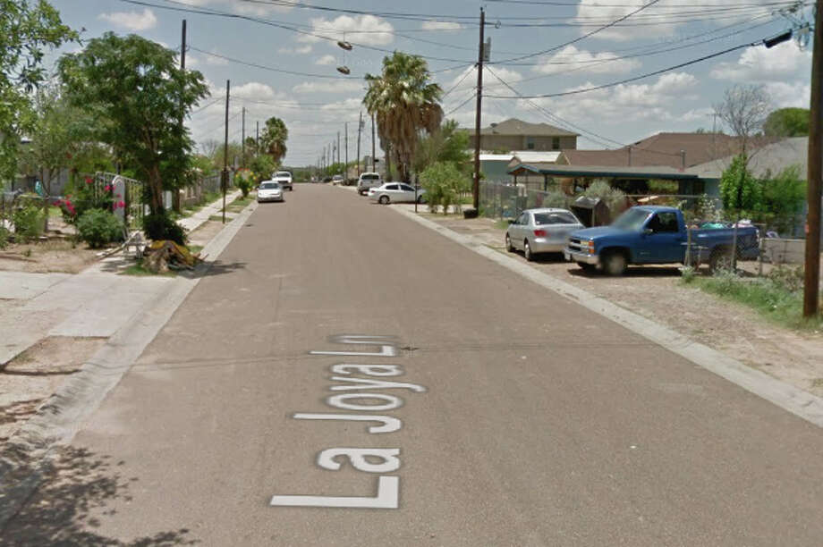 Officers were dispatched to a domestic disturbance at about 2:06 a.m. Sunday in the 4500 block of La Joya Lane. Arriving officers encountered a man armed with a handgun, according to police. Photo: Google Maps/Street View