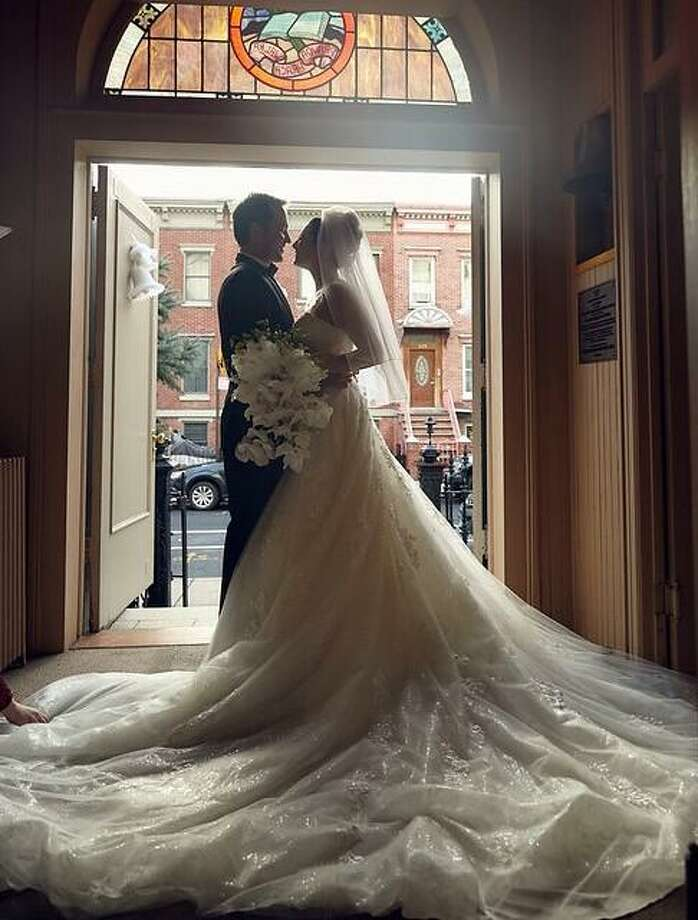 Briana Leigh Kresic and Isaac Homer Lassiter IV. Photo: Contributed Photo