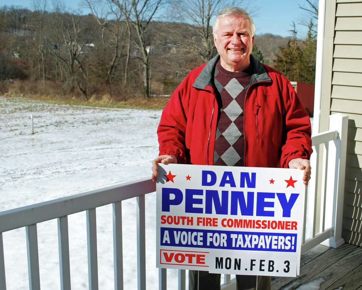 Middletown resident Dan Penney is running for South Fire District commissioner.
