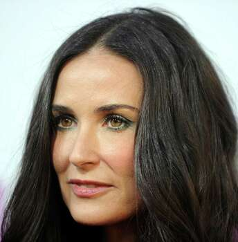 Demi Moore, June 1, 2010, age 47. Photo: GABRIEL BOUYS, AFP/Getty Images / Getty Images