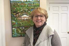 Wilton First Selectwoman Lynne Vanderslice is working on a number of issues including the town budget and economic development.