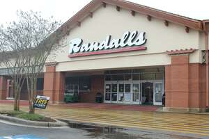 This Randalls in the Village of Grogan's Mill shopping center is one of two Randalls in The Woodlands that will close on Feb. 15. Concerns from residents about lack of a grocery store and pharmacy in the spaces has led township directors to place a discussion of the issue on the agenda for the Wednesday, Jan. 21, 2020, Board of Directors meeting.