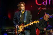 Rick Springfield performs in California this past fall.