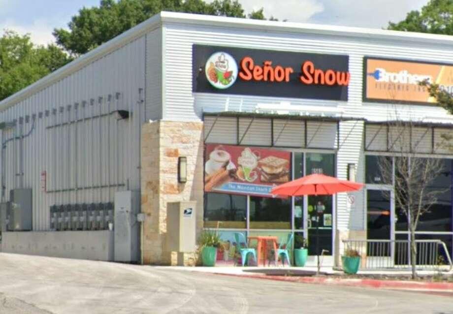 Señor Snow Photo: Google Maps