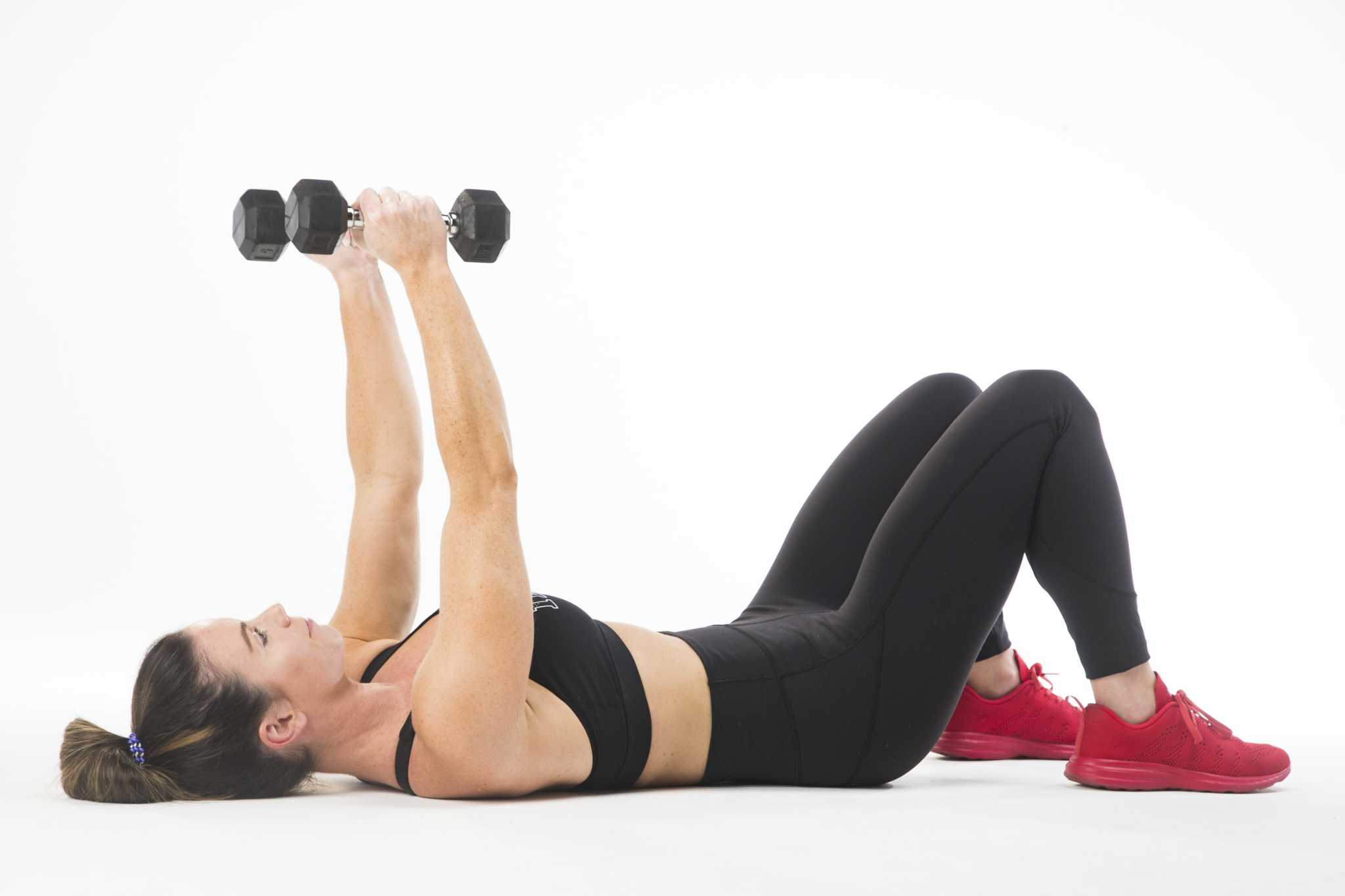 Work out with weights