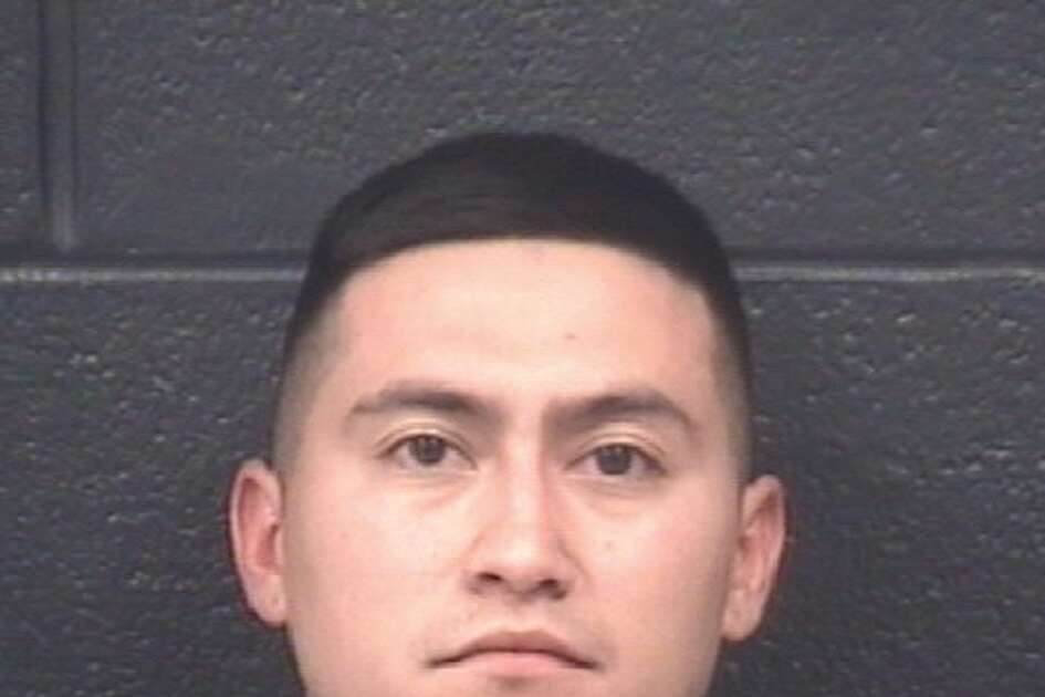 Ricardo Vasquez, 23, was charged on Monday with assault, domestic violence. He was released on bond the same day, according to Webb County Jail records.