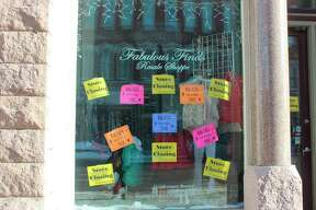After more than 20 years of business, Fabulous Finds Resale Shoppe will be closing its doors Jan. 31. The WISE-ownedstore has been part of the community since Oct. 2, 1997. (Pioneer photo/Catherine Sweeney)
