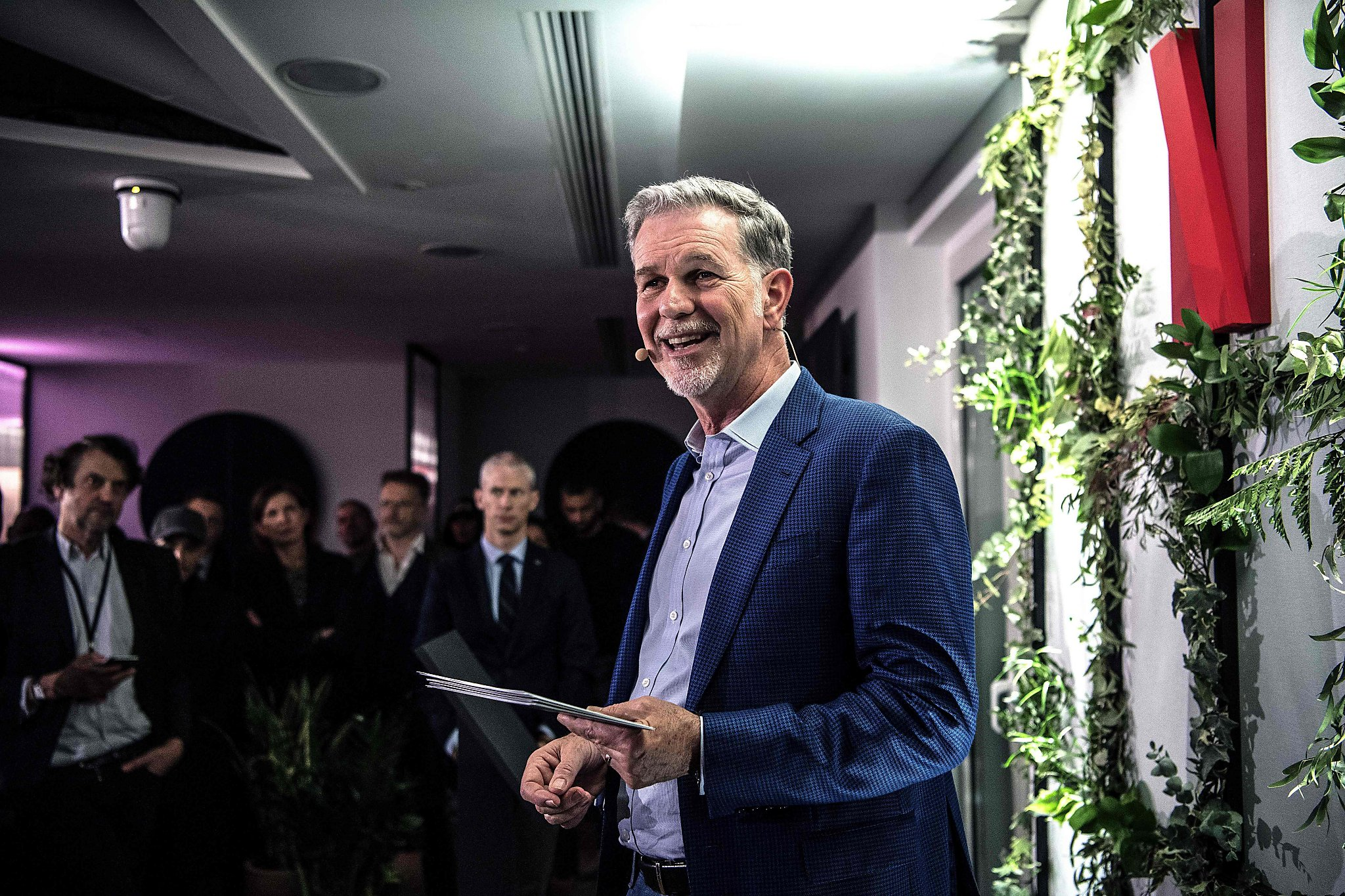 Netflix holds its own amid growing competition