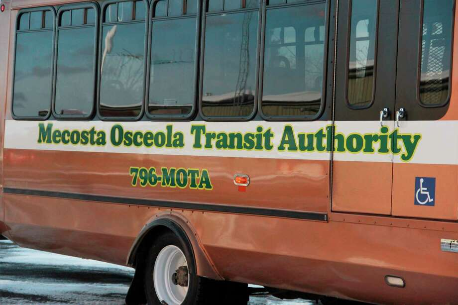 "For more information or to stay up to date on changes with MOTA, follow ""Mecosta Osceola Transit Authority (MOTA)"" on Facebook, or visit motaonline.net. (Pioneer photo/Alicia Jaimes)"