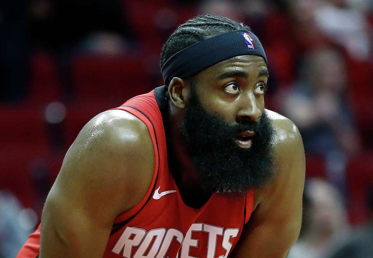 James Harden appears unlikely to play in preaseason games at Chicago this weekend but his mere presence in Houston is a positive step for the Rockets.